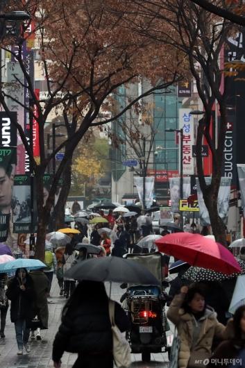 [사진]비 내리는 휴일