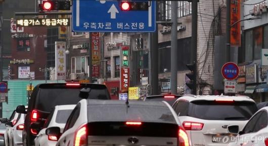 [사진]배출가스 5등급차량 운행 제한
