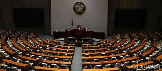 [사진]예산안 처리 법정시한 넘길 듯
