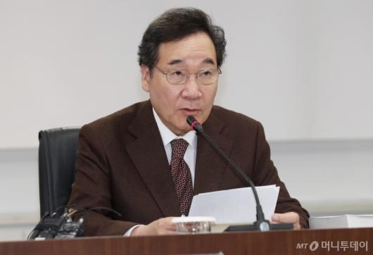 [사진]이낙연 총리, 소비자정책위원회 주재