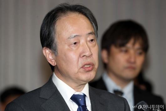 [사진]도미타 고지 신임 주한 일본대사