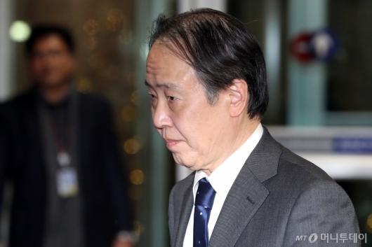 [사진]신임 주한 일본대사 도미타 고지
