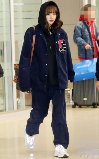 [사진]리사 '걸어다니는 인형'