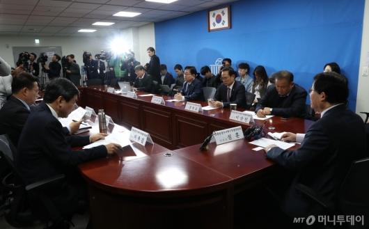 [사진]검찰공정수사촉구특별위원회 제1차 회의