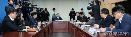 [사진]검찰공정수사촉구특별위원회 첫 회의