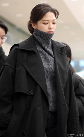 [사진]정연 '겨울분위기 물씬'