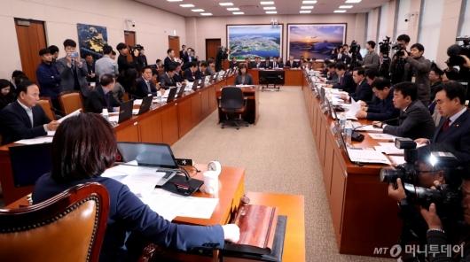 [사진]국회 국토위, 타다 금지법 의결
