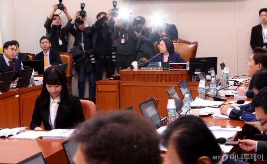 [사진]타다 금지법, 국회 국토위 전체회의서 의결
