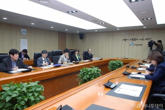 [사진]한국당 北선원 강제북송 TF, 국가인권위원회 방문