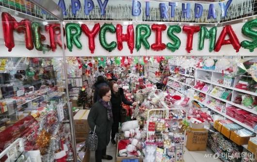 [사진]성큼 다가온 크리스마스