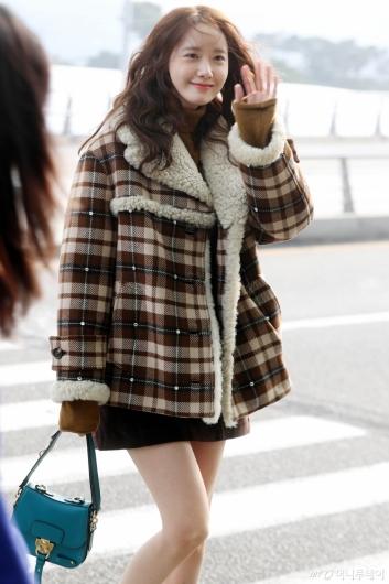 [사진]윤아 '밝은 미소'