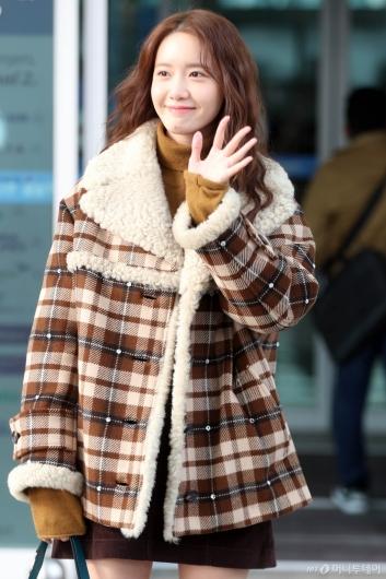 [사진]윤아 '마카오영화제 출국'