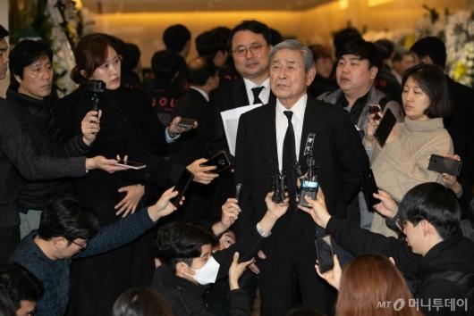 [사진]심경 밝히는 이경훈 전 대우 회장