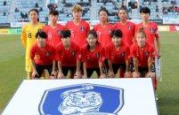 여자 축구대표, '강호' 중국과 0-0 무승부