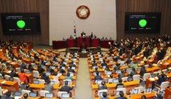 '512.3조' 예산안 국회 통과…</br>'보육·안전·노인' 챙겼다