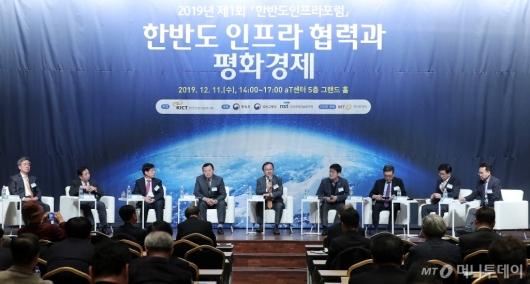 [사진]'남북 발전을 위해'