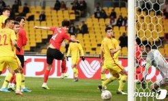 벤투호, 중국전 1-0 승리…<br>아쉬운 골결정력