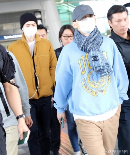 [사진]세훈-첸 '가려도 멋짐 한가득'