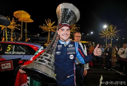 [사진]현대자동차, WTCR 드라이버 부문 2년 연속 종합 우승