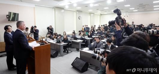 [사진]한미 북핵수석대표협의 기자회견