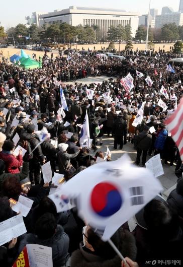 [사진]한국당, 공수처법 선거법 저지