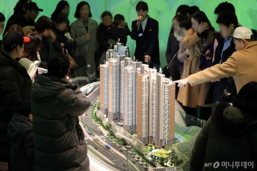 [사진]12.16 부동산 대책 발표 이후 첫 주말