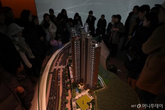 [사진]'12.16 부동산 대책 발표 이후 분위기는?'
