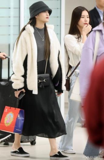 [사진]민니-미연 '청순미모'