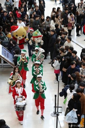 [사진]즐거운 크리스마스 퍼레이드