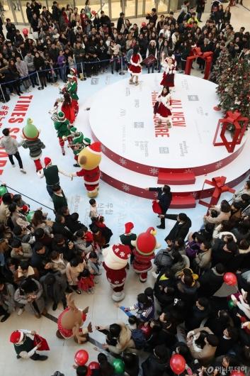 [사진]성탄절 퍼레이드