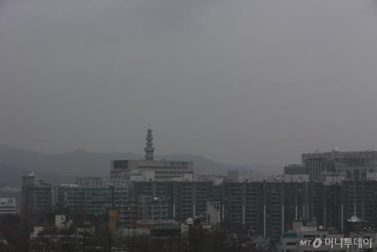 [사진]'초미세먼지의 습격'