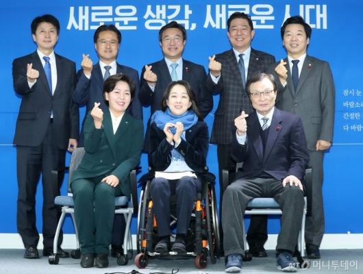 [사진]민주당 총선 인재영입 1호