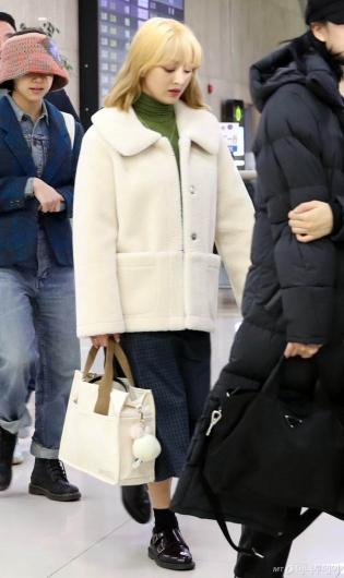 [사진]입국하는 지효