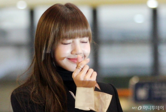 [사진]리사 '천사같은 미소'