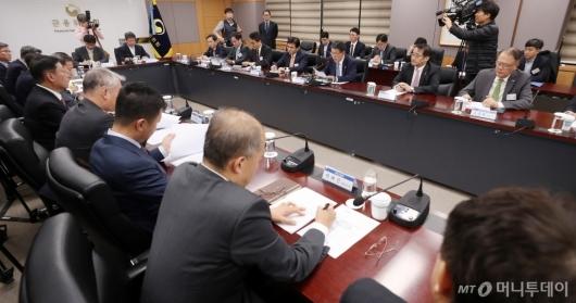 [사진]금융투자업계 CEO 간담회