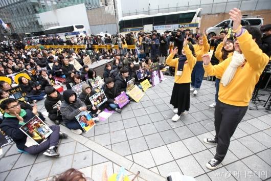 [사진]28주년 맞은 정기 수요시위