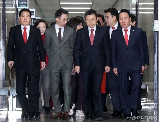 [사진]자유한국당 세번째 인사영입
