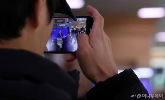 [사진]'文대통령의 한마디는?'