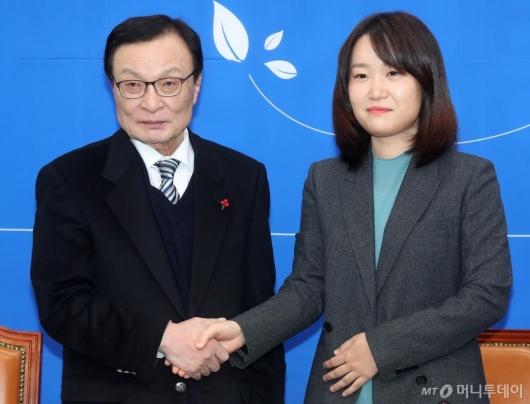 [사진]민주당 인재영입 8호 환경전문가 이소영 변호사