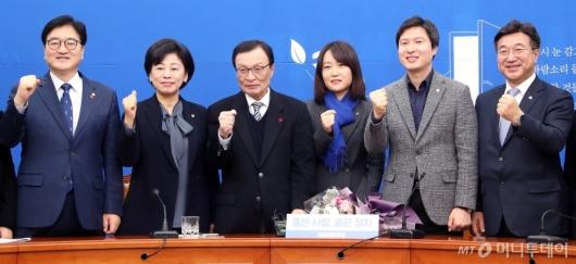 [사진]민주당 8호 인재는 환경전문가 이소영 변호사