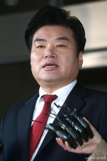 [사진]원유철, 1심서 '징역 10월·벌금 90만원'...확정땐 의원직 상실