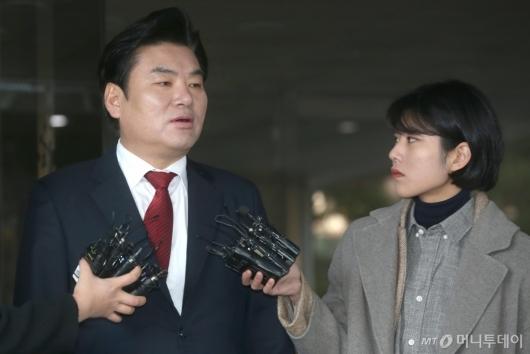 [사진]원유철 의원, 1심서 의원직 상실형 선고...'벌금 90만원·징역 10월'