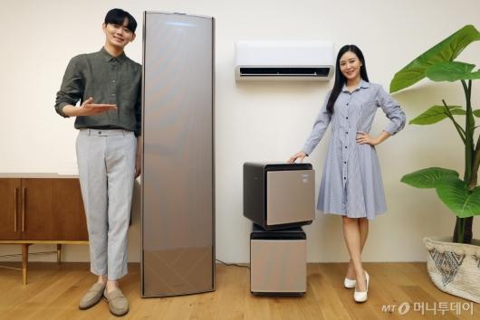 [사진]삼성전자, 2020년형 무풍 신제품 공개