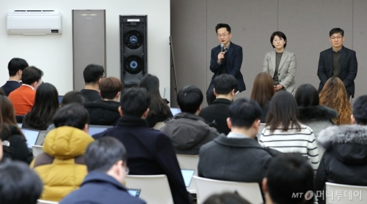 [사진]삼성전자, 2020년형 신제품 출시 간담회