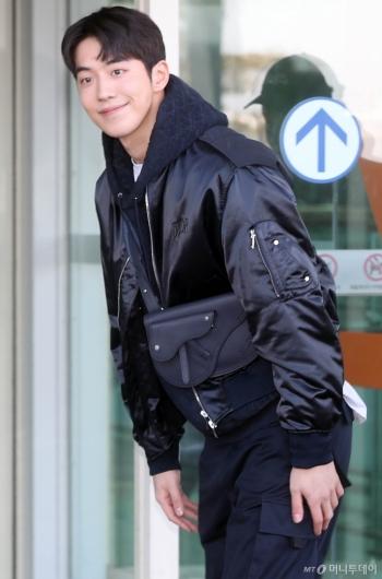 [사진]남주혁 '웃는 모습에 심쿵'