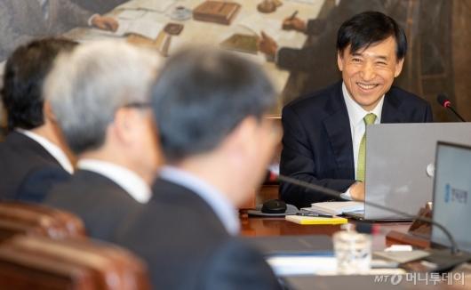 [사진]2020년 첫 금통위...기준금리 1.25% 동결