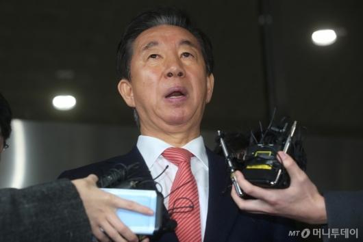 [사진] 김성태 1심 무죄 선고