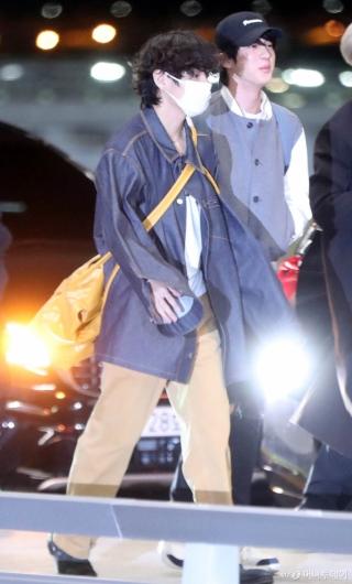 [사진]뷔-진 '자체발광 미남돌'