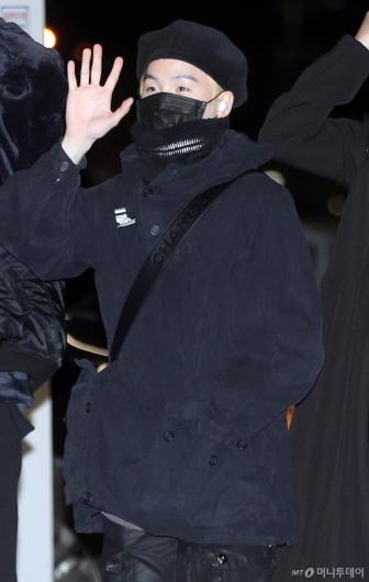 [사진]슈가 '달콤한 인사'