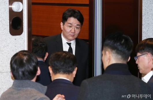 [사진]조문 마친 조원태 한진그룹 회장